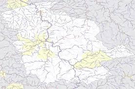 Virginia On Map bridgehunter com logan county west virginia