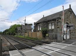 Christon Bank railway station