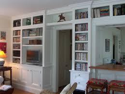 wall units awesome custom built in bookshelves custom size