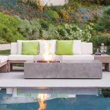 Brown Jordan Fire Pit by Red Ember Glacier Stone 60 In Gas Fire Pit Table With Free Cover
