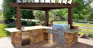 100 outdoor kitchens designs outdoor kitchen pavilion