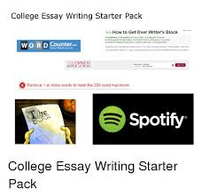 College Meme  College Essay Writing Starter Pack How to Get Over     SIZZLE College  Starter Packs  and Wikipedia  College Essay Writing Starter Pack How to Get