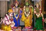 Wallpapers Backgrounds - Lord Rama Sita Hanuman Wallpapers Hindu Gods Backgrounds Diwali Pictures