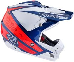 troy lee designs motocross helmet 425 00 troy lee designs se3 corse 2 dot snell certified 1001801