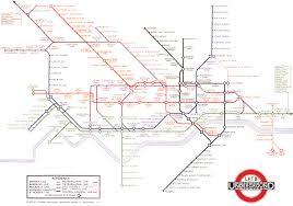 Liverpool Ny Map Edward Tufte Forum London Underground Maps Worldwide Subway Maps