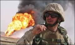Bombeiros lutam para apagar fogo em poços do Iraque   BBC Brasil ...