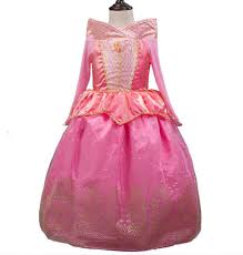 Aurora Halloween Costume Ball Gown Halloween Costumes Kids Promotion Shop