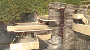 home design fallingwater pictures guest house from main frank