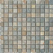 Mosaic Bathroom Ideas Small Slate Tiles Google Search Furniture Pinterest Small
