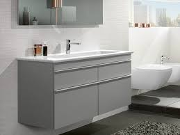 Vanity Units With Drawers For Bathroom by Wall Mounted Vanity Unit With Drawers Venticello Vanity Unit Boch