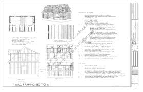 free cape code garage plans sds plans g445 plans 48 x28 x 10 back