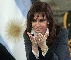 Cristina Kirchner, la más linda de las políticas