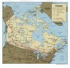 Show Me A Map Of The Middle East by Map Of Canada Canada Map Map Canada Canadian Map Worldatlas Com