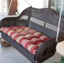 Wicker Resin Patio Furniture - patio astonishing wicker patio swing porch swings for sale resin