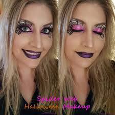 witch makeup spider web mugeek vidalondon
