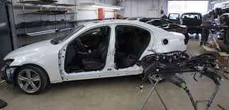 certified lexus seattle rnr automotive refinishing