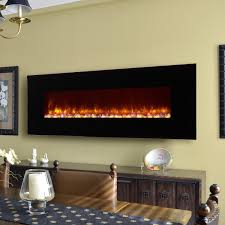 50 Electric Fireplace by See Through Electric Fireplace Homesfeed