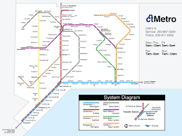 T Boston Map by Connecticut U0027s Perfect Rail System Is Still Imaginary But Looks