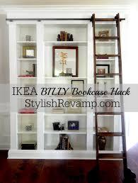 ikea billy bookcase library hack ikea billy bookcase ikea billy