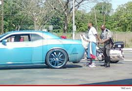 DeSean Jackson pulled over