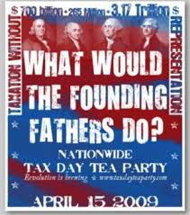 What Would the Funding Fathers Do?