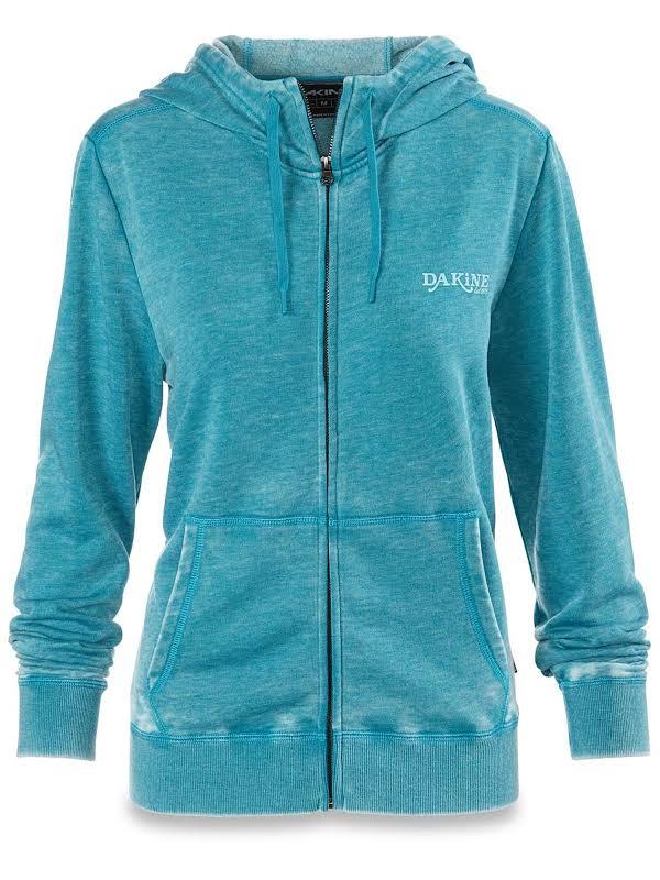 Dakine Marley Fullzip Fleece Sea Blue XS 10001624-SEABLUE-81X-XS