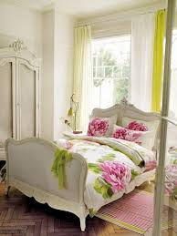 french shabby chic bedroom ideas chocolate wooden king bed
