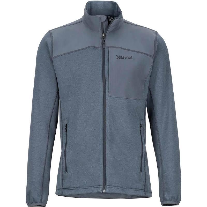 Marmot Outland Jacket Steel Onyx 2XL 84520-1515-XXL