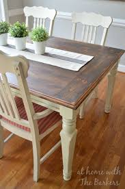 Farmhouse Kitchen Tables To DIY With Amazing Farmhouse Style - Farmhouse kitchen tables