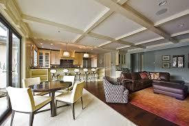 Kitchen Living Room Open Floor Plan Paint Colors Picking Paint Colors For Open Floor Plan