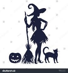 witch silhouette png 100 halloween wich cute diy witch wreath tutorials u0026