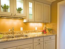Kitchen Wallpaper Backsplash Granite Countertop Can You Paint Your Kitchen Cabinets Tile