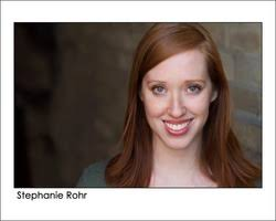 Get to Know a GODSPELLer: Stephanie Rohr - - 93004