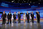 GOP debate: Hitting hard at