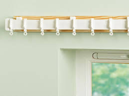 how to install a curtain rail on a wall how tos diy