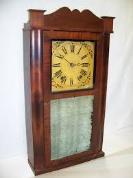 Ansonia Mantel Clock Clockfolk Of New England Antique Clocks