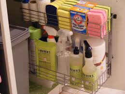Kitchen Organization Ideas Pinterest Best 25 Storing Cleaning Supplies Ideas On Pinterest Organize