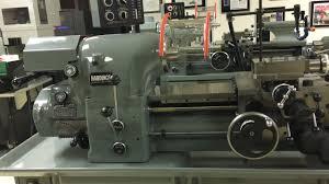 iverson u0026 company remanufactured hardinge hlv h toolmaker u0027s lathe