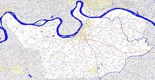 Ohio Kentucky Map by Bridgehunter Com Henderson County Kentucky