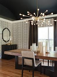modern dining room light fixture sputnik chandeliers space age