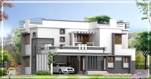 House Plans 2 Story by Contemporary 2 Story Kerala Home Design 2400 Sq Ft Dream