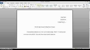How To Start A College Admissions Essay History
