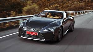 lexus coupe lc 500 lexus lc500 review super coupe tested in the us top gear