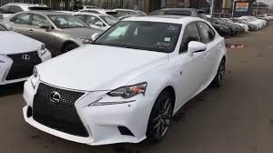 used lexus rx 350 baton rouge new ultra white 2015 lexus is 350 4dr sdn awd f sport series 2