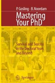 Mastering Your Ph D   Defending Your Thesis With Flair   Science     Science