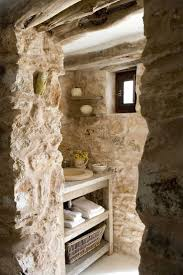 Natural Stone Bathroom Ideas 28 Best Interiors Of Natural Homes Images On Pinterest Natural