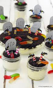 halloween dirt cake graveyard graveyard dirt pudding with free printables the cottage market