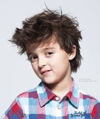 best haircuts for frizzy curly hair easy care haircut for little boys with thick coarse hair