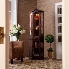 Kitchen Cabinets Mahogany Curio Cabinet Impressive Kitchen Curiobinet Picture Ideas 153brd