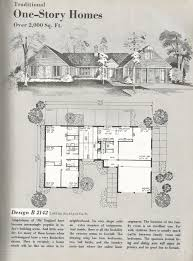 Vintage Home Design Plans Vintage House Plans Traditional Homes Over 2000 Square Feet